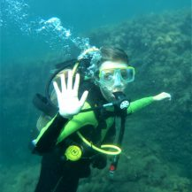 Ознакомительное погружение с аквалангом